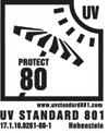 Πιστοποιημένη Μέγιστη Προστασία από την Ηλιακή Ακτινοβολία UV.